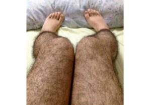 Hairy Legs Stockings & Tights